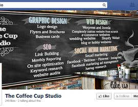 nº 71 pour Design a Facebook Cover par mMm24hours