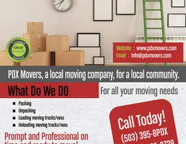 authenticweb tarafından Design a flyer for a moving company için no 29