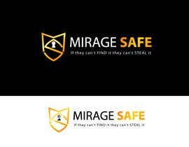 nº 206 pour Design a Logo for Mirage Safe par mamunfaruk