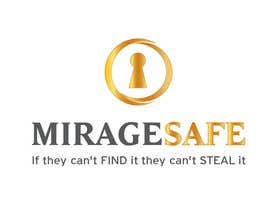 nº 168 pour Design a Logo for Mirage Safe par anaung