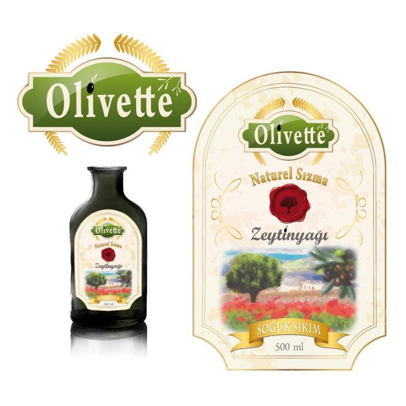 Inscrição nº                                         197                                      do Concurso para                                         Logo Design for Olivette