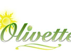 #170 para Logo Design for Olivette por blacku