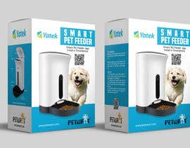 designbahar tarafından Create Print and Packaging Designs: Automatic Pet Feeder için no 13