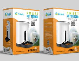 designbahar tarafından Create Print and Packaging Designs: Automatic Pet Feeder için no 17