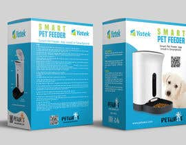designbahar tarafından Create Print and Packaging Designs: Automatic Pet Feeder için no 20