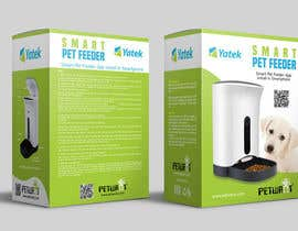 designbahar tarafından Create Print and Packaging Designs: Automatic Pet Feeder için no 22