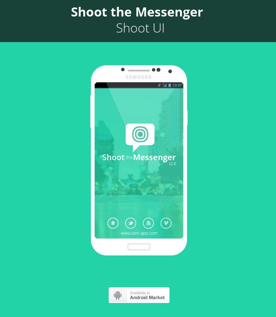 Inscrição nº                                         19                                      do Concurso para                                         Design an App Mockup for Android application