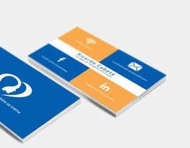 Nro 199 kilpailuun Modern Business Card käyttäjältä rizwansaeed7