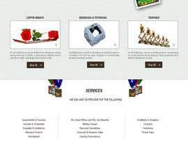 Nro 30 kilpailuun Copy existing website content and improvde design / replace logo käyttäjältä rajeev2005