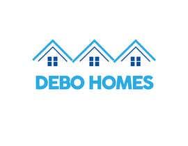 Nro 171 kilpailuun Debo homes käyttäjältä marcelorock