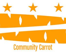 #2 for Illustrate Community Carrot logo by emersonarnhm