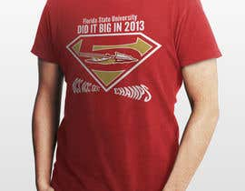 nº 11 pour Design a T-Shirt for FSU BCS Champs par mMm24hours