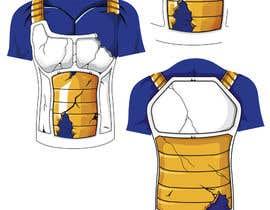 Nro 11 kilpailuun Recreate A T-Shirt Design käyttäjältä pambudiutomo94