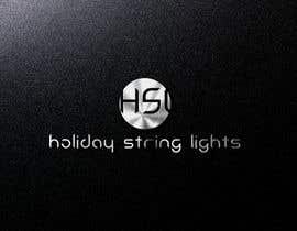 Rasudesign11 tarafından Logo for website called 'holiday string lights' için no 28