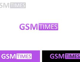 #130 for Logo Design for GSM Times af Anamh