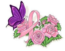 Nro 25 kilpailuun Design a tattoo to cover breast cancer surgery scars käyttäjältä zoeyfae