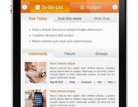 #51 for Mock up for phone + iPad + web site for integrated solution to then provide full design by anything1