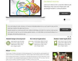 #53 for Mock up for phone + iPad + web site for integrated solution to then provide full design by anything1