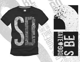 Nro 6 kilpailuun design a tshirt part 2 käyttäjältä TomHajduk