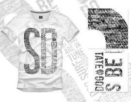 Nro 7 kilpailuun design a tshirt part 2 käyttäjältä TomHajduk