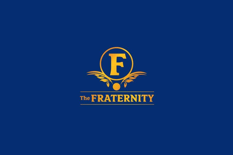 Bài tham dự cuộc thi #                                        66                                      cho                                         Logo Design for The Fraternity