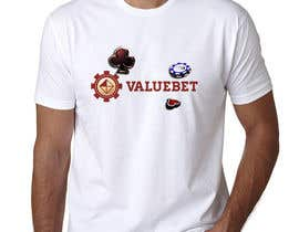 #64 for Design a T-Shirt for an online poker related website af carlosvasc