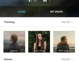 saepulgranz tarafından Design an App Mockup için no 13