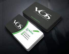 Nro 87 kilpailuun Business Card Design käyttäjältä patitbiswas