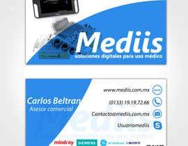 LauraStefania18 tarafından Diseñar tarjeta de presentación para empresa de venta de equipo médico için no 9