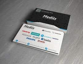 Nro 14 kilpailuun Diseñar tarjeta de presentación para empresa de venta de equipo médico käyttäjältä ivans1698