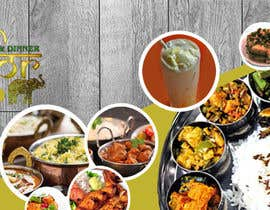 #5 for Facebook event cover for a an Indian restaurant by milanpavikevik
