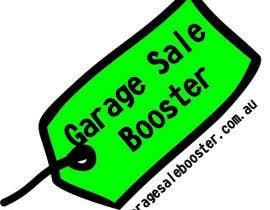 Nro 9 kilpailuun Design a Logo for a garage/Yard Sale Advertising Business käyttäjältä GeorgePW