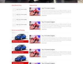Nro 7 kilpailuun Best Homepage Designer - 15th project. käyttäjältä RoboExperts