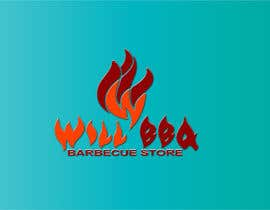 sousspub tarafından Hi everyone. I am going to run a BBQ hardwares store in Melbourne with all those BBQ stands and BBQ accessories. Trying to come up with a name and logo of the company. By the way, my name is Will. It will be good if you could use my name as a part of the  için no 51