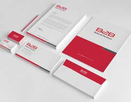 #38 for Design some Stationery for a letterhead for B2B af Brandwar