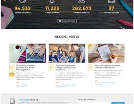 Nro 4 kilpailuun Modern Tech-Orientated Education Based Website käyttäjältä wingsas