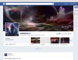 nº 14 pour OmniSt8 IMAGE REMIX for Facebook cover par lokmenshi