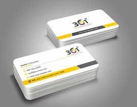 Nro 45 kilpailuun I need a business Card and letterhead käyttäjältä atuljparmar