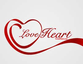 nº 27 pour Logo needed for new website loveaheart par projectsingha