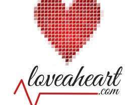 nº 54 pour Logo needed for new website loveaheart par codefive
