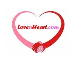 nº 80 pour Logo needed for new website loveaheart par hemalibahal