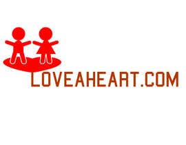nº 52 pour Logo needed for new website loveaheart par dmitrigor1