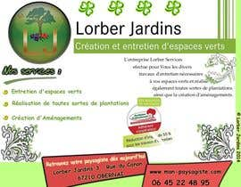 #20 for Flyer pour paysagiste by hermitphoenix
