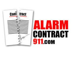 #148 for Design a Logo for Alarm Contract 911 by kaziahmed91