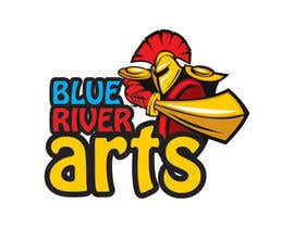 #155 for Design a Logo for Blue River Arts by rajnandanpatel