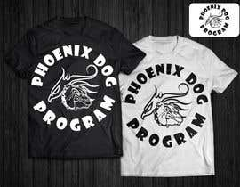 #27 para Design a Logo for Phoenix Dog Program for Rescue por janithnishshanka