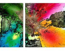 #2 for Looking for an awesome abstract contemporary digital design by zero1graphics