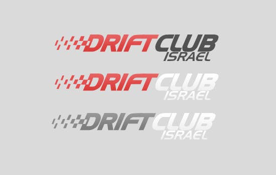#41 for Design a Logo for DRIFT CLUB ISRAEL by piratepixel
