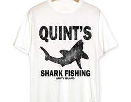 Nro 32 kilpailuun Design a Shark Fishing T-Shirt käyttäjältä ratnakar2014