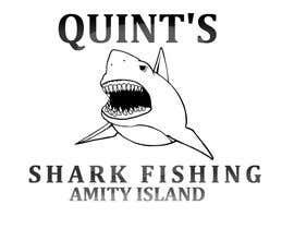 Nro 7 kilpailuun Design a Shark Fishing T-Shirt käyttäjältä ItsJustJack